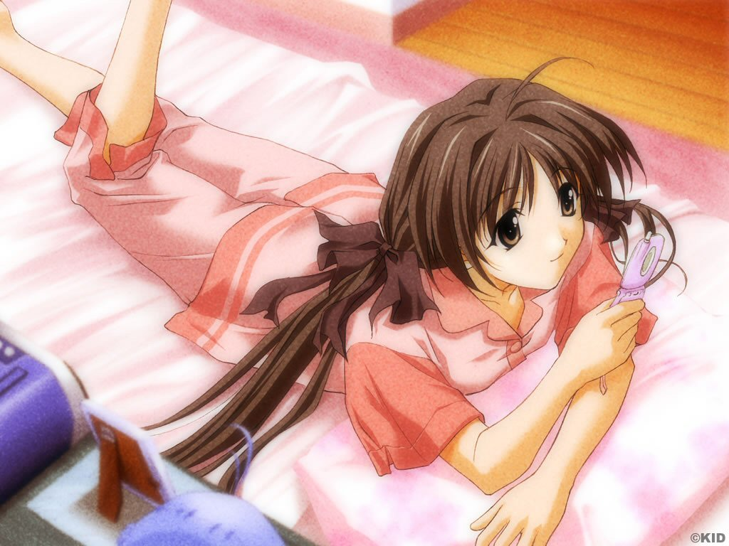 Memories Off Series, Memories Off 2nd, Shirakawa Hotaru (Memories Off