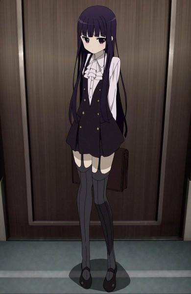 Tags: Anime, Inu x Boku SS, Shirakiin Ririchiyo