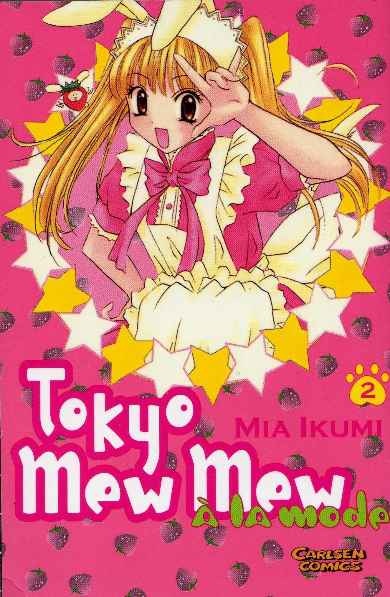 Shirayuki Berry Tokyo Mew Mew Zerochan Anime Image Board