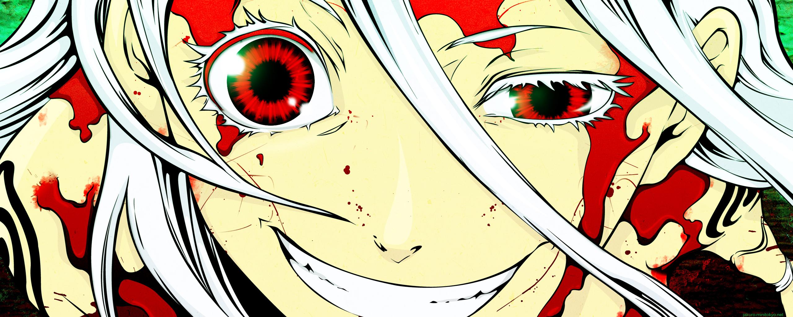 Shiro Deadman Wonderland Zerochan Anime Image Board