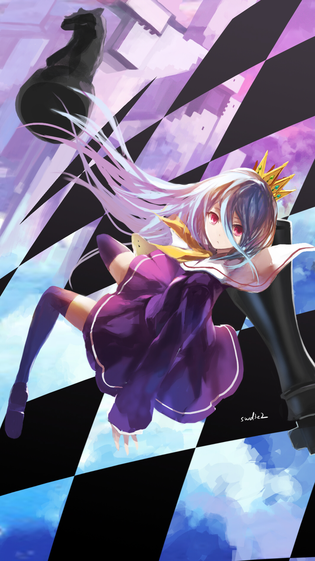 No Game No Life Zerochan Anime Image Board