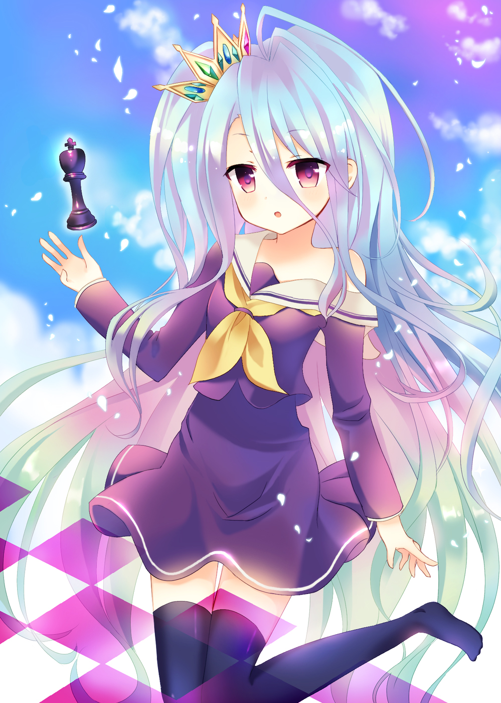 Shiro No Game No Life Zerochan Anime Image Board