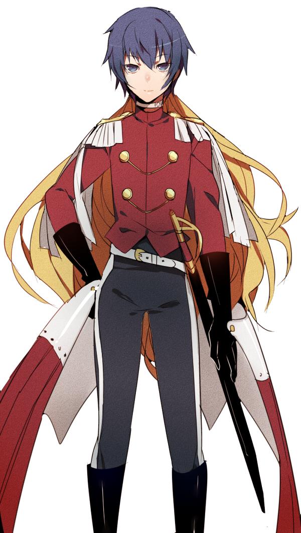 Tags: Anime, Yayata, Shin Megami Tensei: PERSONA 4, Shirogane Naoto, Fanart From Pixiv, Pixiv, Mobile Wallpaper, Fanart