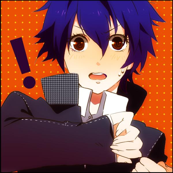 Tags: Anime, Yui (Rogusouku), Shin Megami Tensei: PERSONA 4, Shirogane Naoto, Pixiv