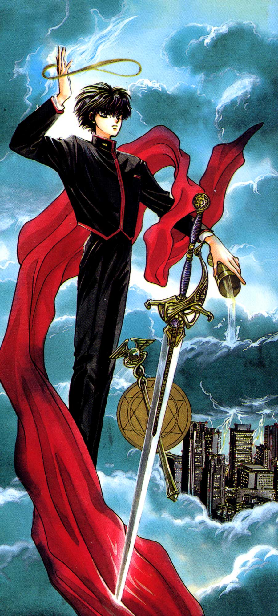 Shirou Kamui X Image 281104 Zerochan Anime Image Board