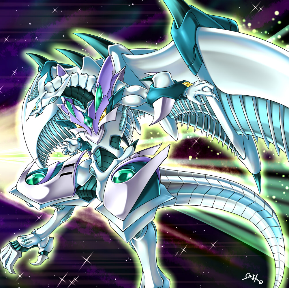Shooting star dragon
