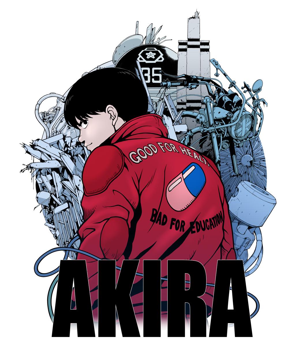 Shoutarou Kaneda Akira Manga Zerochan Anime Image Board