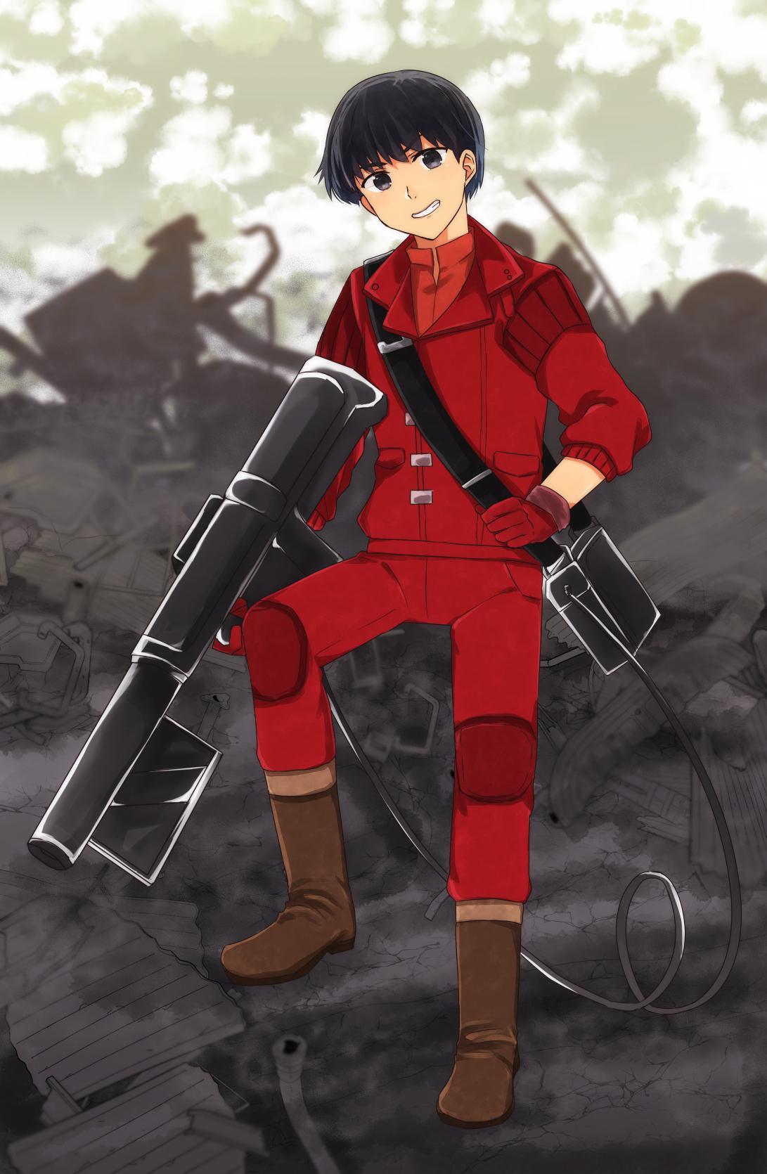 Kaneda(Akira)