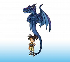 Shu (Blue Dragon)