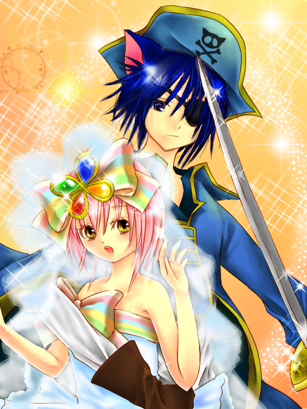 And amu shugo kiss chara tadase
