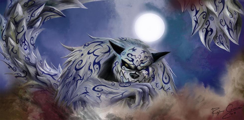 Shukaku - NARUTO - Image #430419 - Zerochan Anime Image Board