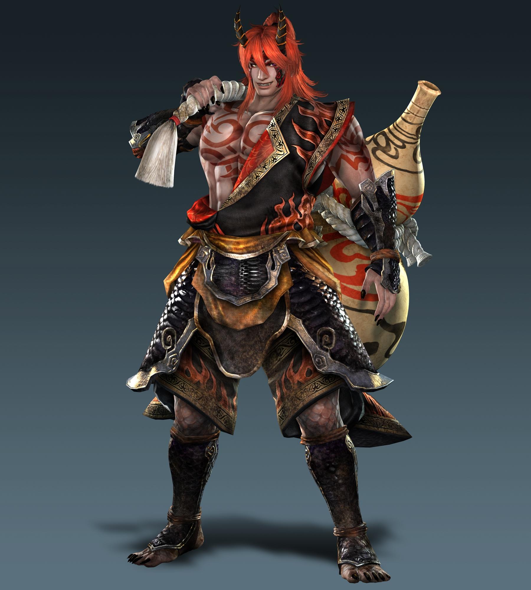 Warriors Of Orochi 2 Psp Iso: Shuten Doji/#1617659