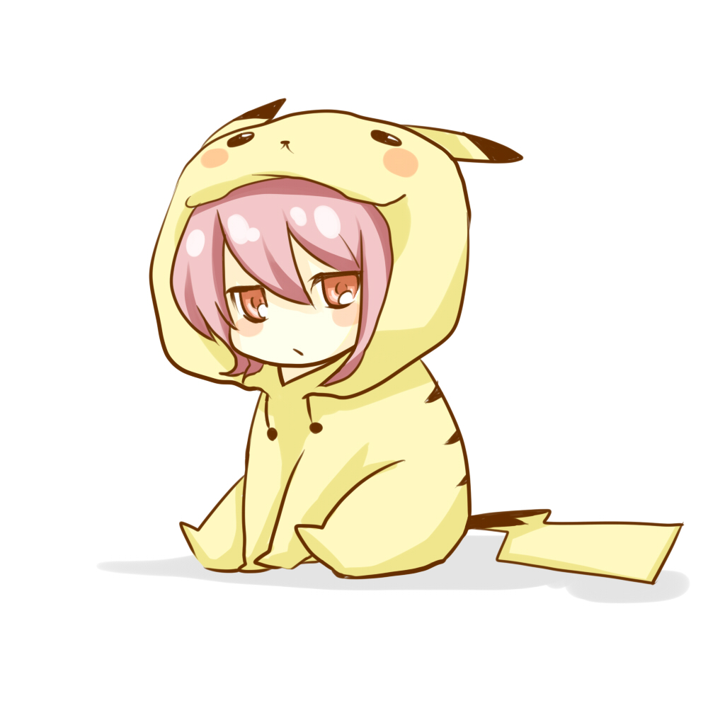Anime Chibi Pikachu Pokemon Gallery
