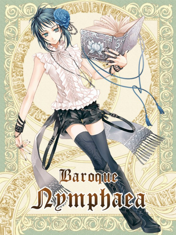 Tags: Anime, Silver Rain, Baroque Nymphaea