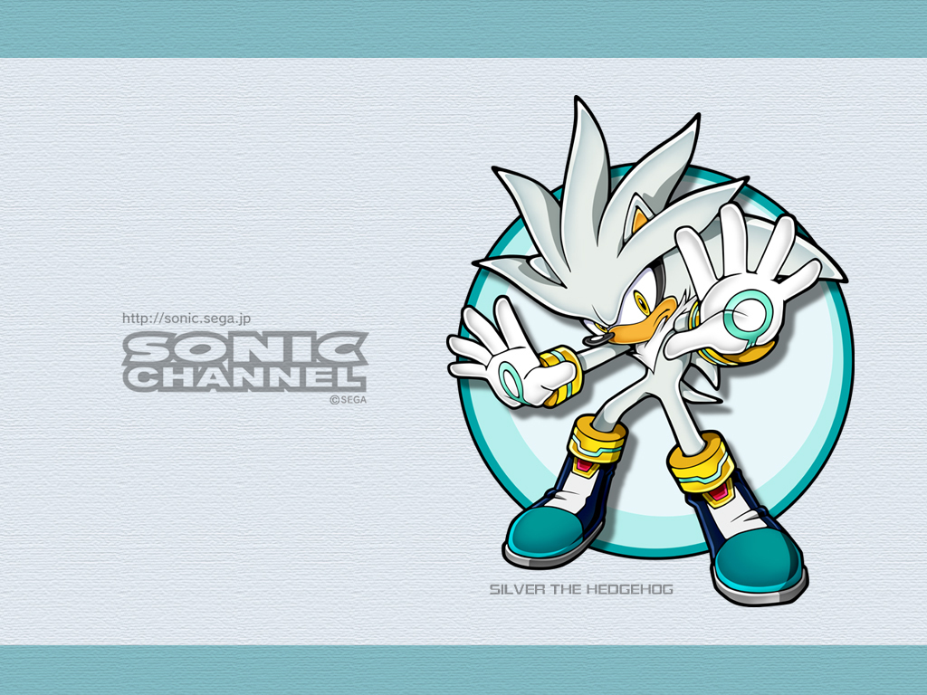 Tags Anime Sega Sonic 06 The Hedgehog Silver