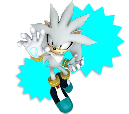 Tags: Anime, Sonic the Hedgehog, Silver the Hedgehog, Team Rose