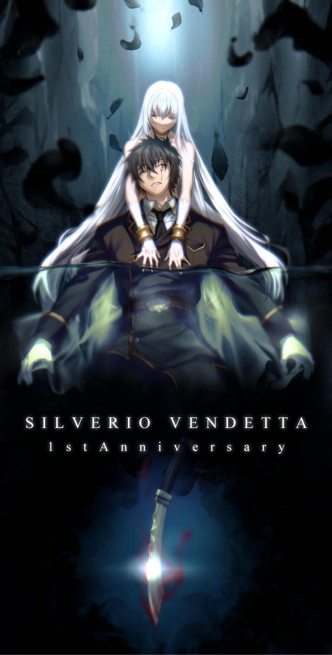 Vendetta Silverio Vendetta Zerochan Anime Image Board