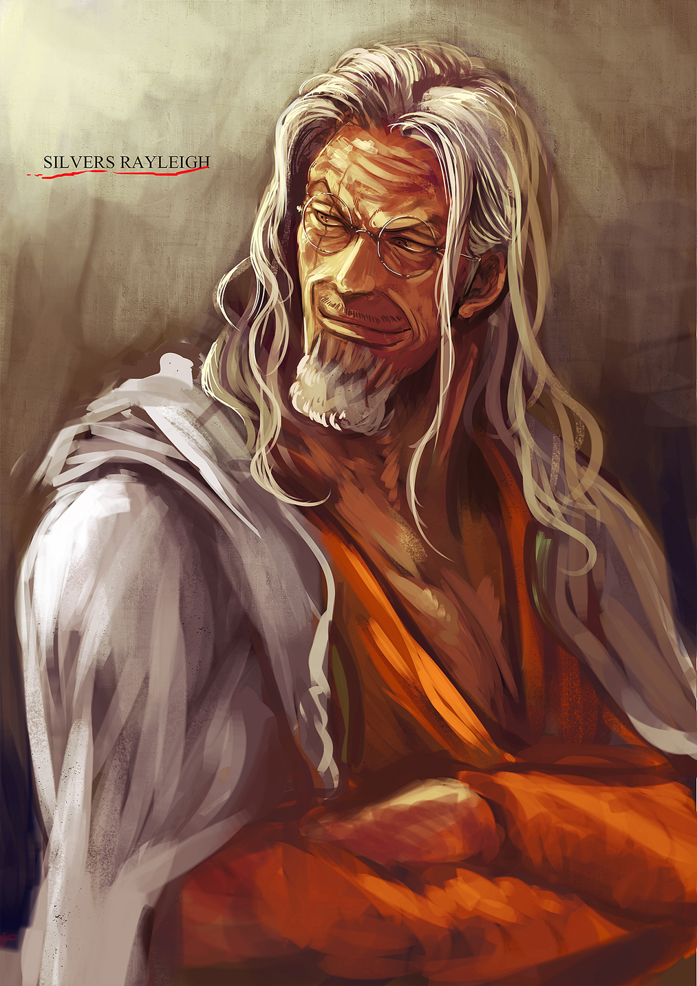 Silvers Rayleigh ONE PIECE Zerochan Anime Image Board