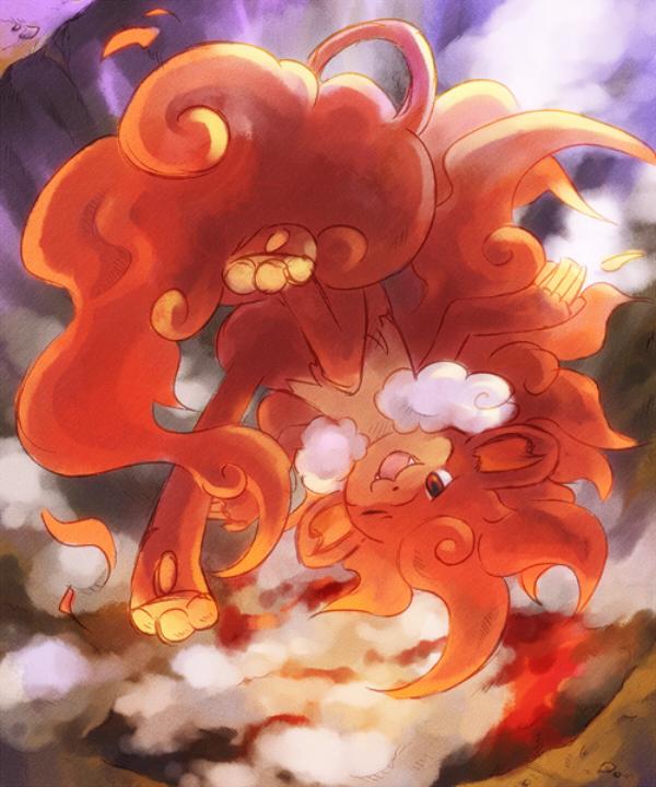 Tags: Anime, Enu7, Pokémon, Simisear