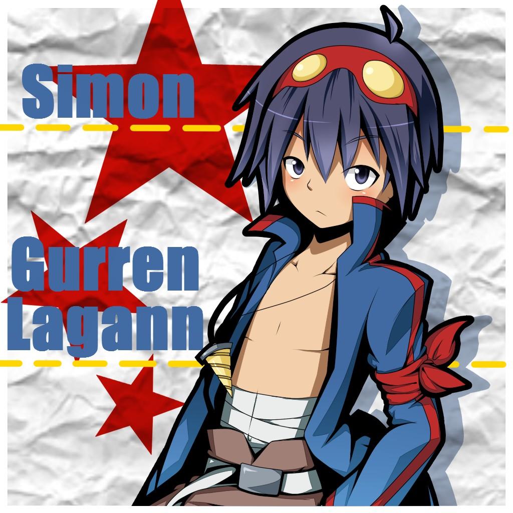 Simon (Tengen Toppa Gurren-Lagann) | page 8 of 10 ...
