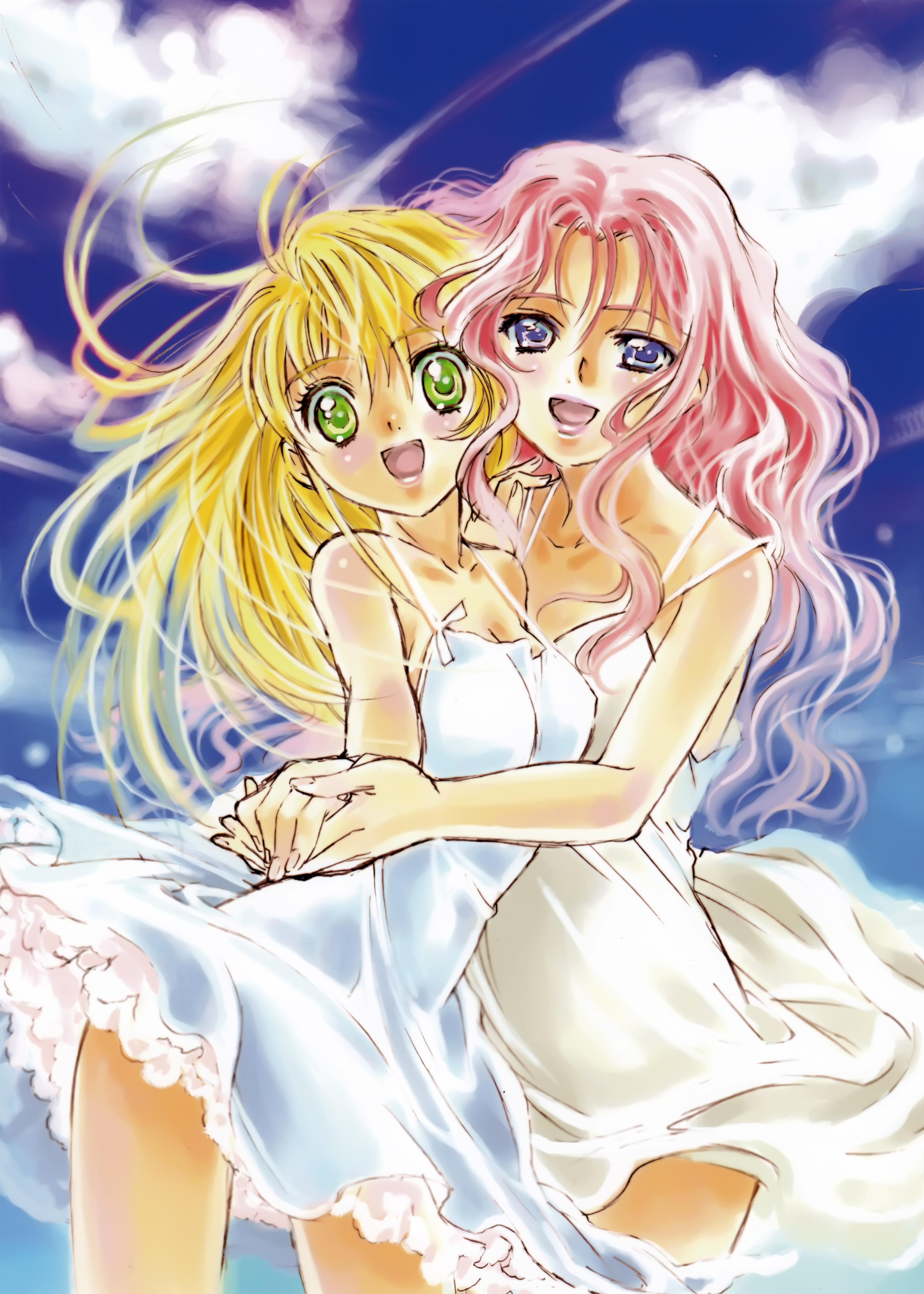Tags: Anime, Nishida Asako, Simoun, Jam ...