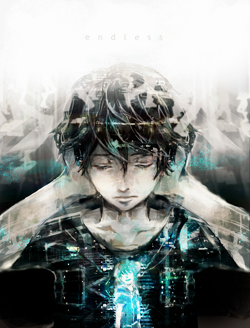 Tags: Anime, Sin Hitonatsu, Pixiv
