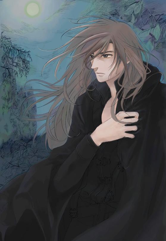 Tags: Anime, Chirokko, Harry Potter, Sirius Black, Garden, Mobile Wallpaper