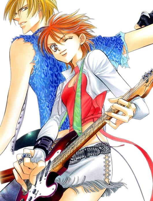 Tags: Anime, Nakamura Yoshiki, Skip Beat!, Shoutarou Fuwa, Mogami Kyoko