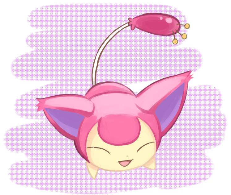 Skitty 803661 zerochan - Pokemon skitty ...