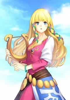 Sky Zelda