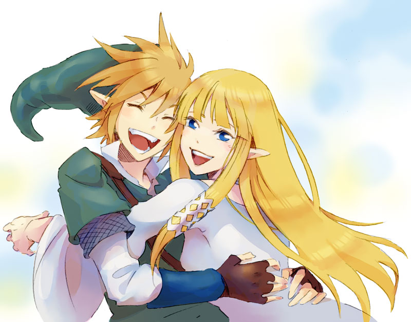 800x627 92kb - Link Et Zelda