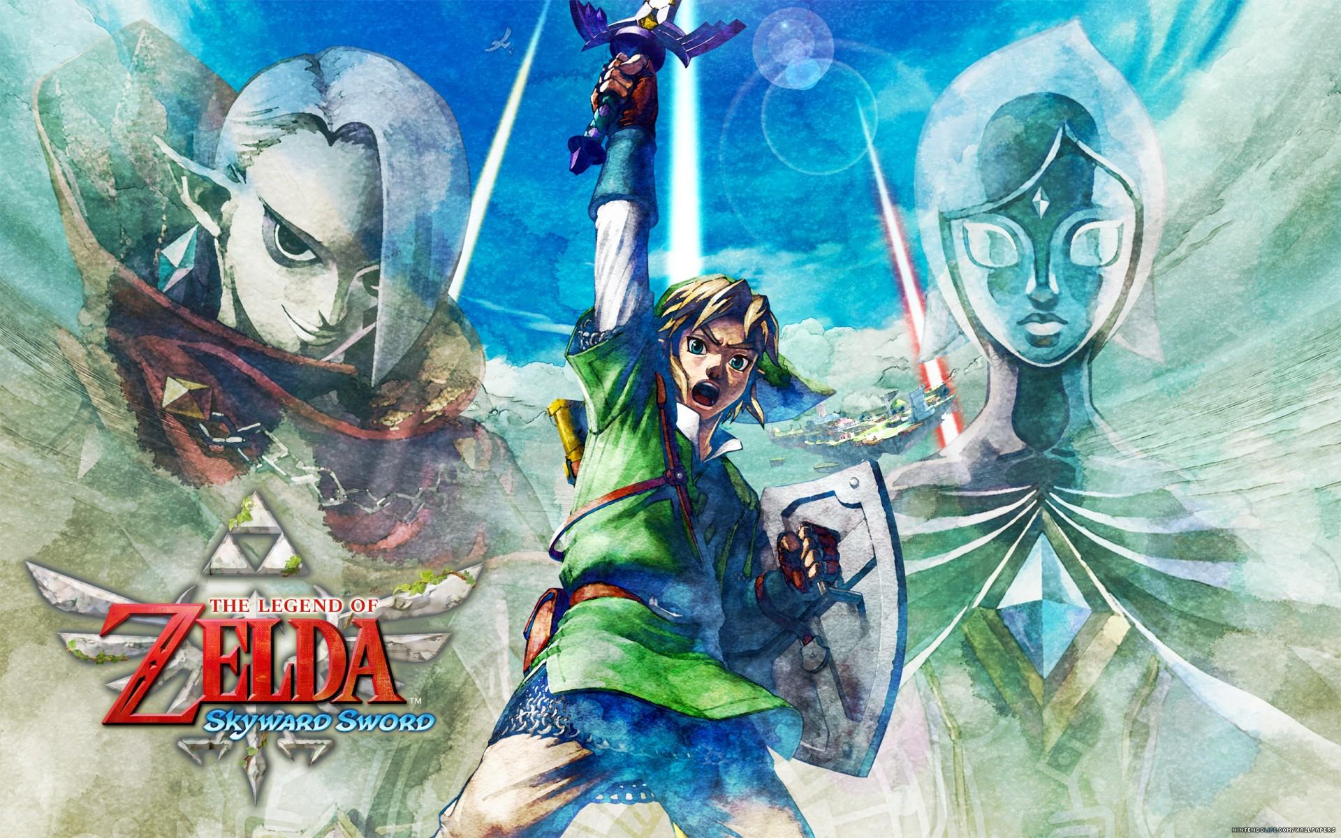Tags Anime Nintendo Skyward Sword Zelda No Densetsu Link
