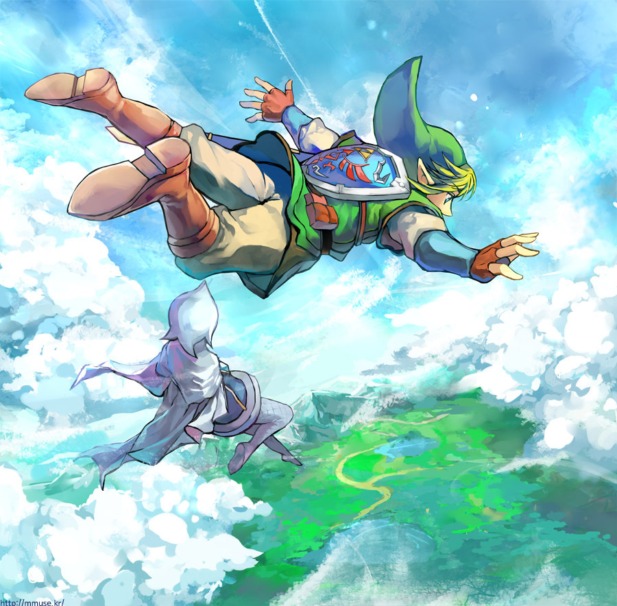how to use scrapper skyward sword
