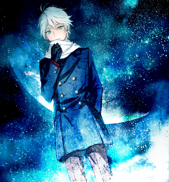 Tags: Anime, Mg (Pixiv4935063), Aldnoah Zero, Slaine Troyard, Tumblr, Fanart