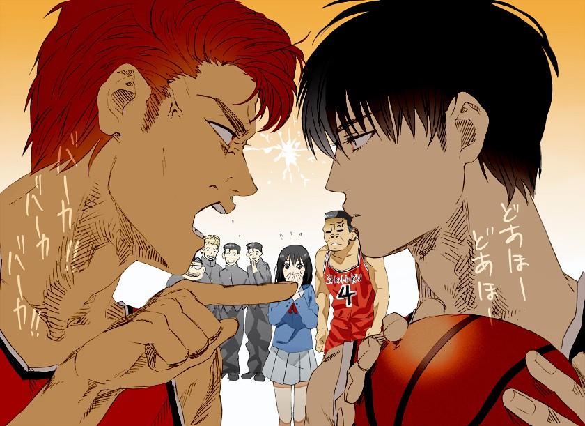 Slam Dunk - Inoue Takehiko - Image #1089112 - Zerochan ...