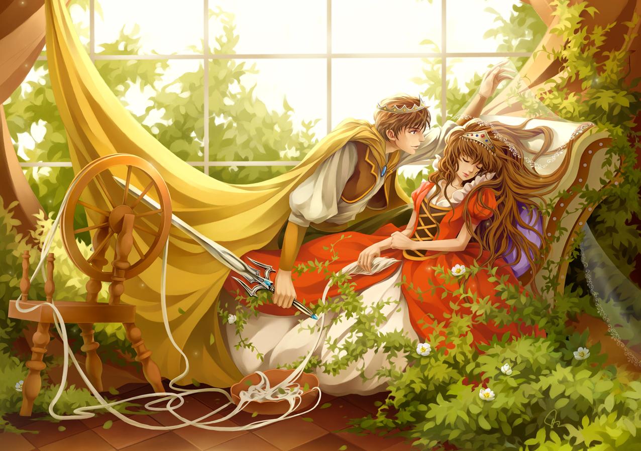 Sleeping Beauty Image #1281296 - Zerochan Anime Image Board