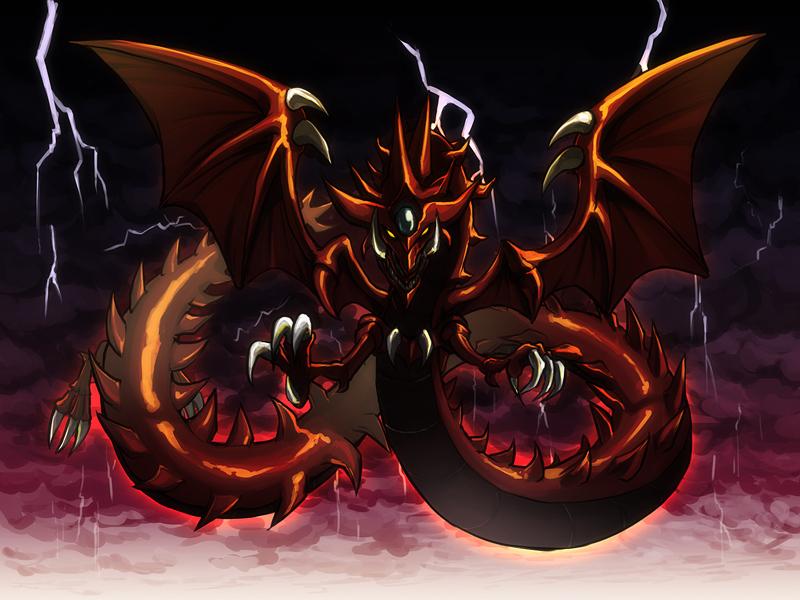 Yugioh Slifer Wallpaper 5 Fav Slifer The Sky Dragon