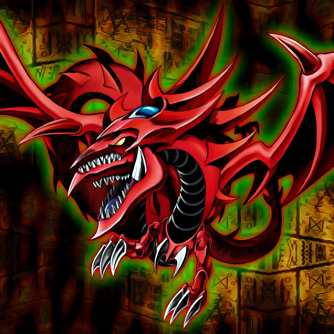 Slifer the Sky Dragon - Yu-Gi-Oh! Duel Monsters   page 2 of