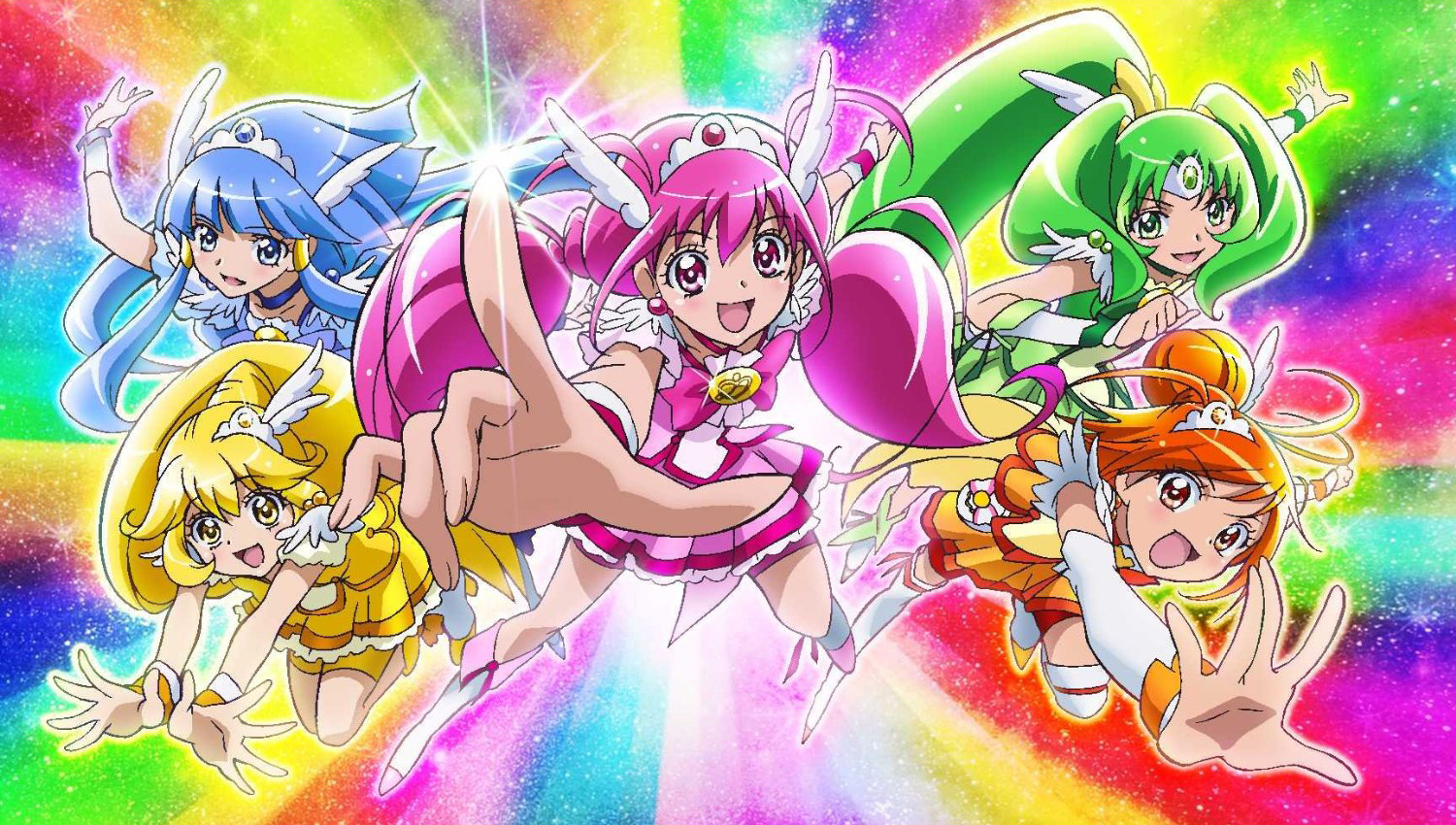 Glitter Force And Pretty Cure 2016 Spoilers By Sekaiichihappy On