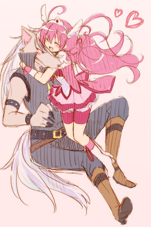 Tags: Anime, Kousetsu, Smile Precure!, Wolfrun, Hoshizora Miyuki, Cure Happy, Fanart, Mobile Wallpaper, Fanart From Pixiv, Pixiv