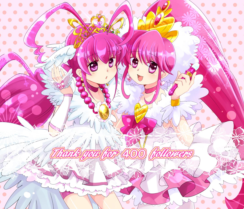 Happiness Manga Raw 45: Smile Precure! Image #2033498