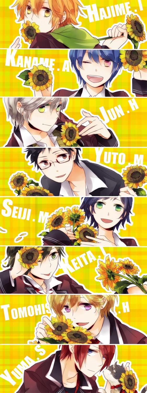 Tags: Anime, Enuenu Natsumi, Rumdarjun, Kettaro, Kogeinu, Mi-chan, Mucchi, VipTenchou, ShounenT, Nico Nico Singer, Nico Nico Douga, Smiley*2G