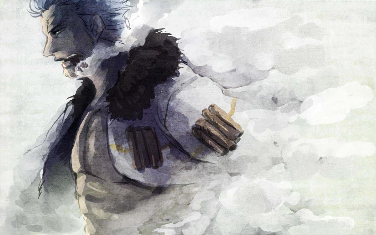 Smoker One Piece Zerochan Anime Image Board