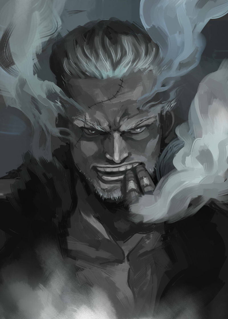 Smoker One Piece Zerochan Anime Image Board