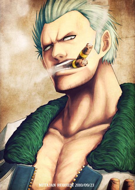 Smoker (ONE PIECE) Image #609945 - Zerochan Anime Image Board