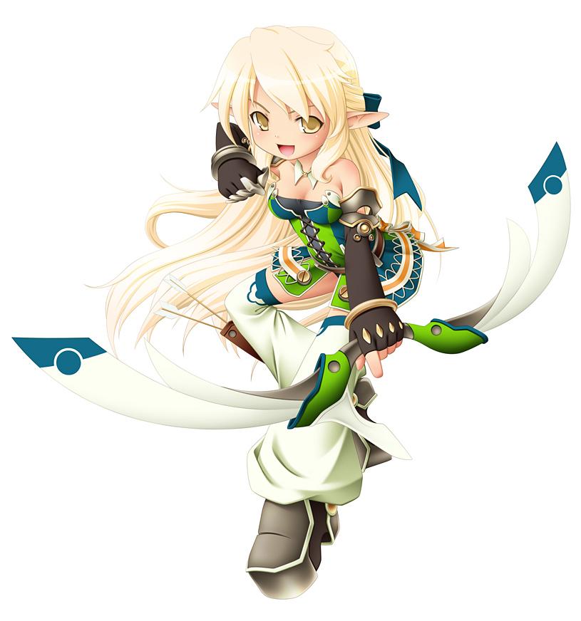 Sniping Ranger Rena Download Image