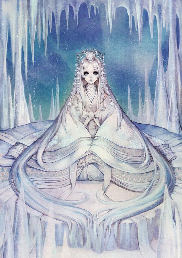 Snow Queen Characters 101 Fav Snow Queen Character