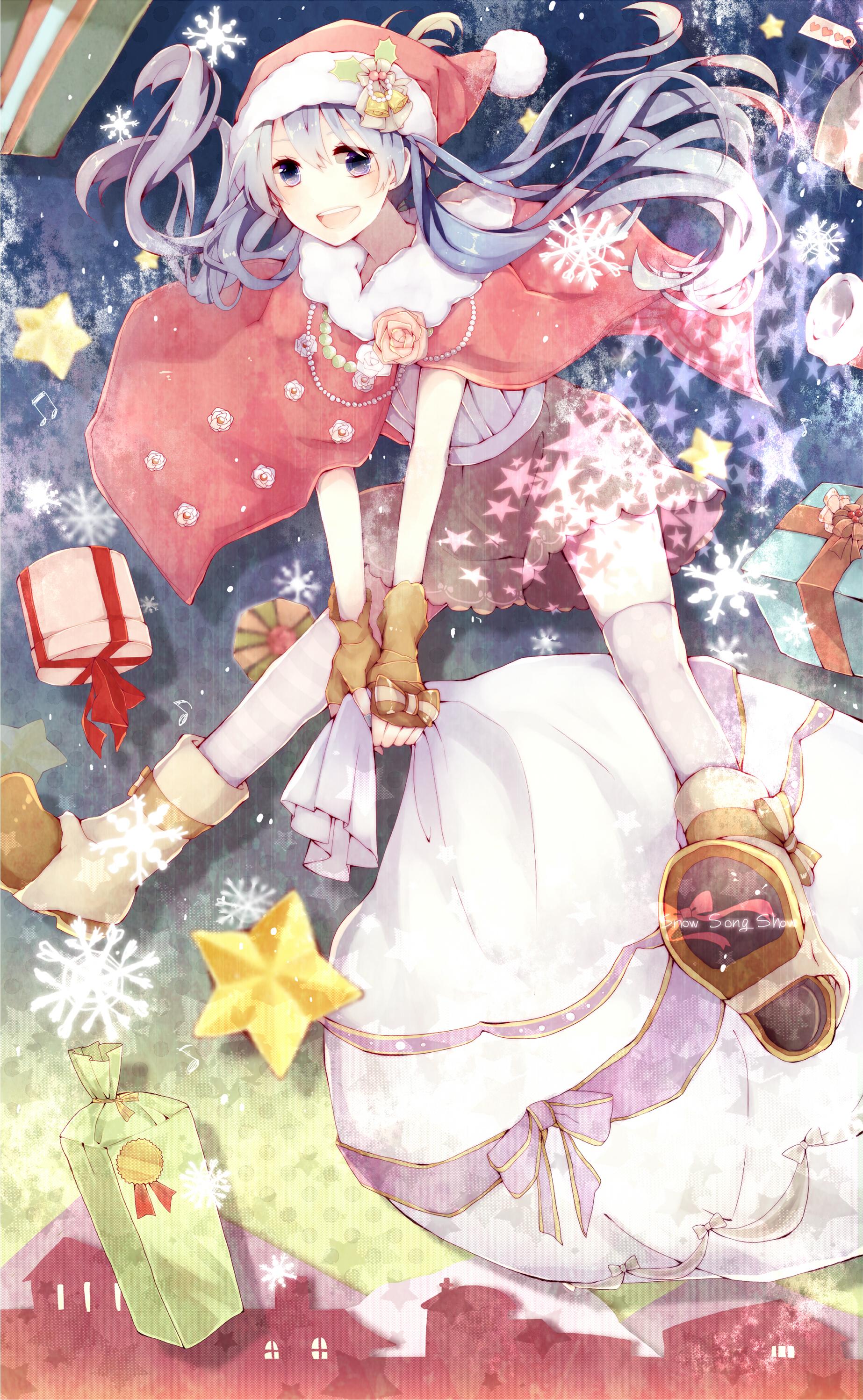 snow song show   vocaloid   zerochan anime image board