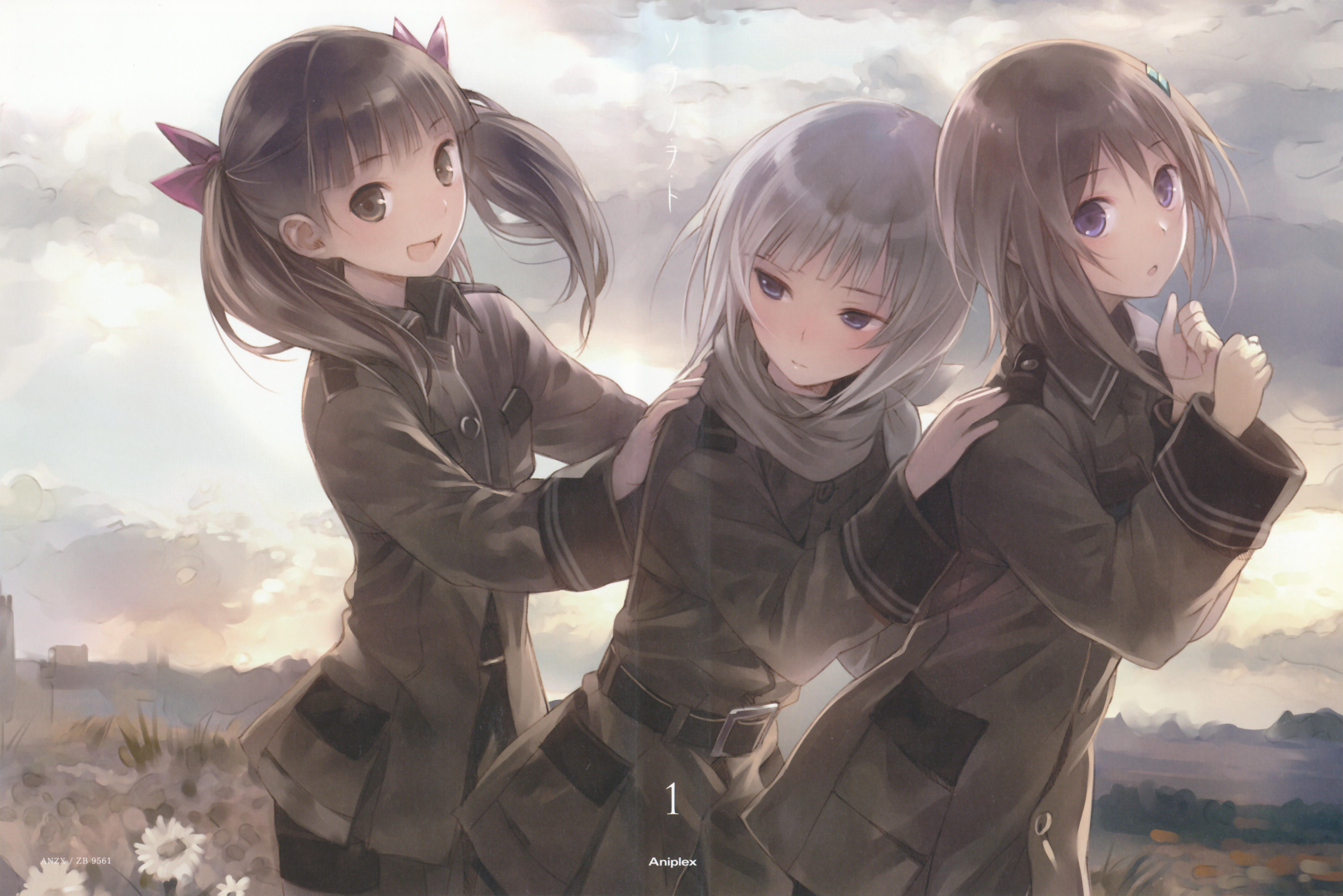 Связанные девушки в военной форме 8 фотография