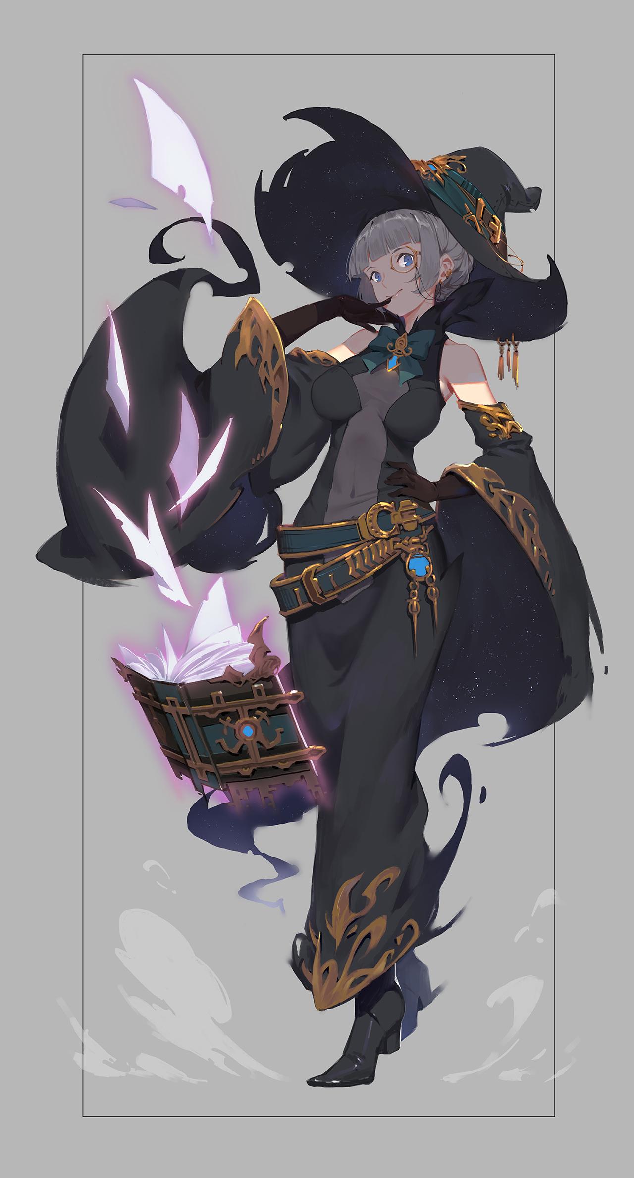 Good Anime Character Design : Sola zerochan